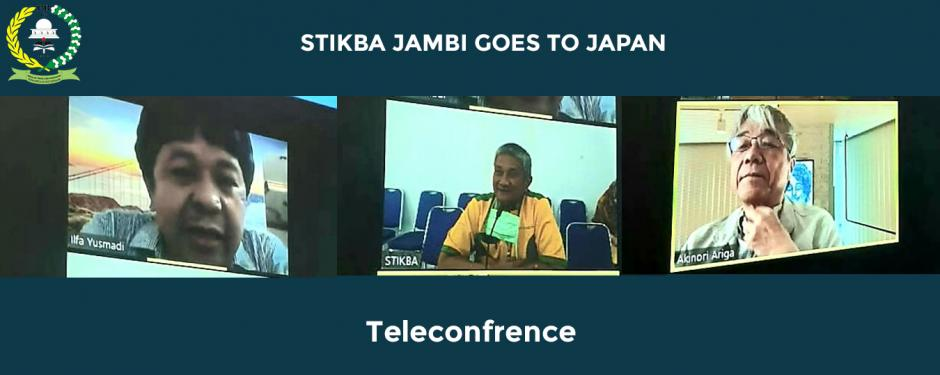 STIKBA Jambi Goes to Japan