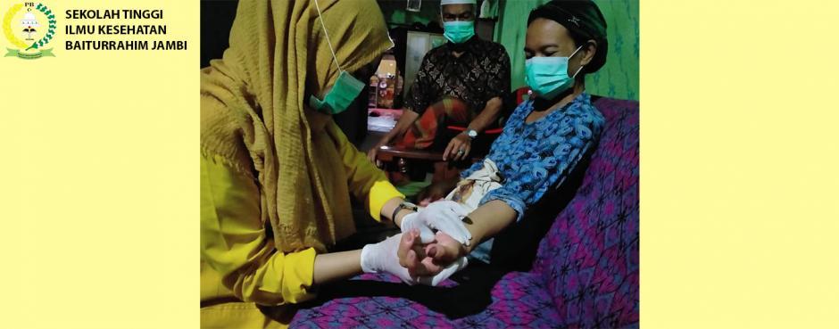 Praktik Klinik Keperawatan Komunitas Prodi DIII Keperawatan