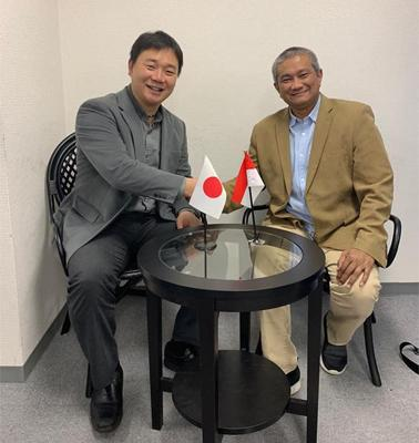 Jalin Kerjasama dengan Jepang, Ketua STIKBA (Filius Chandra) : Ini Bukti STIKBA Jambi Berkualitas