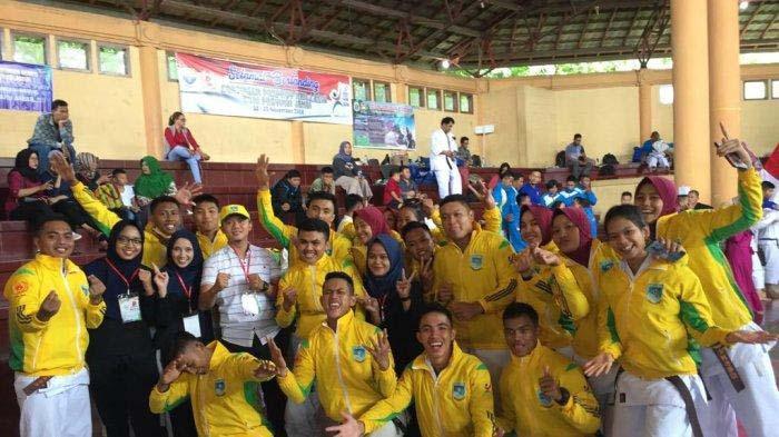 Kontribusi 38 Mahasiswa Sikes Baiturahim di Ajang Olahraga Jambi, Seperti Apa?
